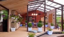 Дизайн веранды частного дома