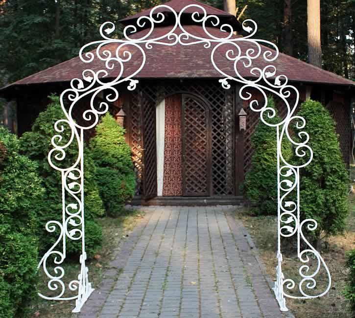 Ажурная арка