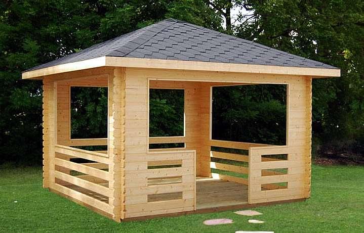 Проект четырёхскатной крыши