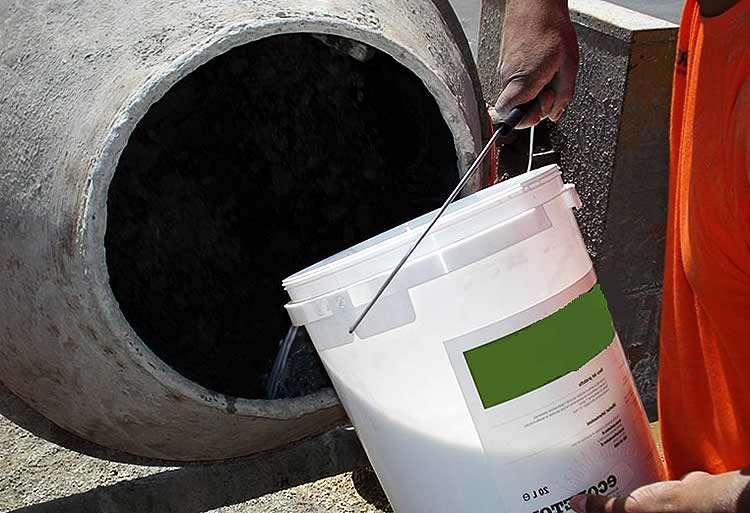 Отвердитель для цементного раствора своими руками 54