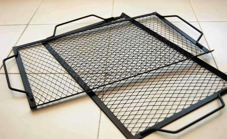 Металлическая сетка для гриля