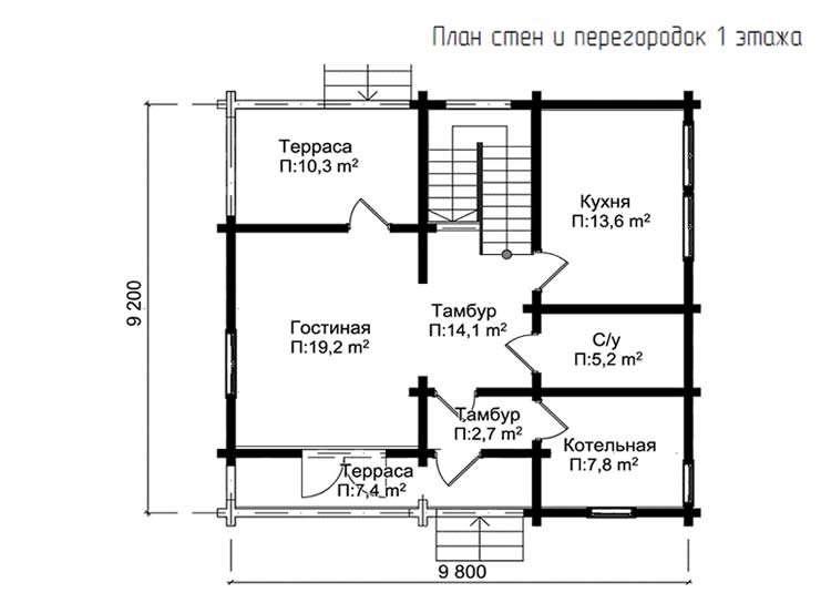 Как пристроить веранду к дому своими руками пошагово: проекты, фото