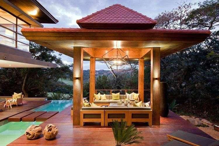 Малые архитектурные формы для сада