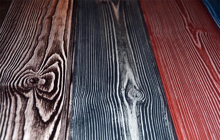 Разноцветное браширование