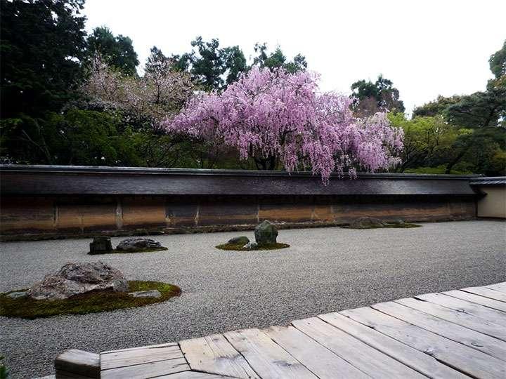 Дизайн храма Рёандзи