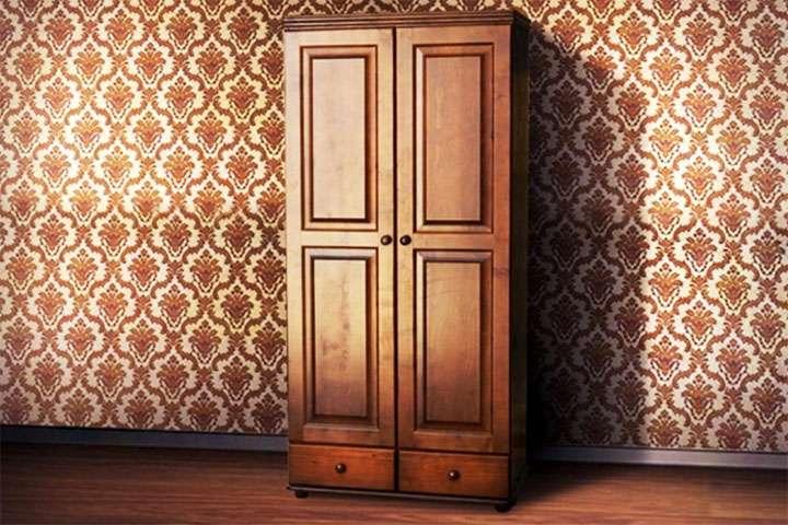 Линейный распашной шкаф