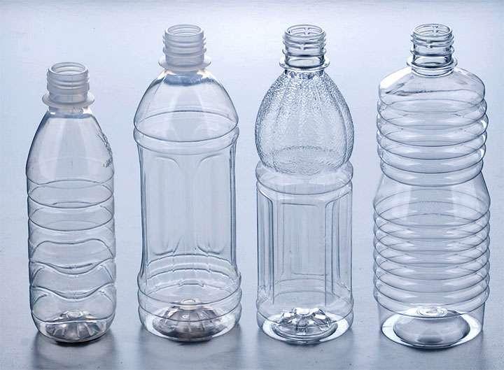 Пластиковая тара для воды