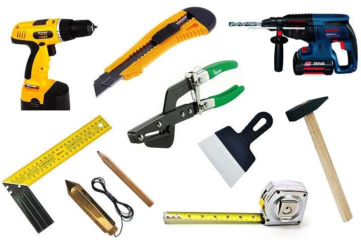 Разнообразные инструменты