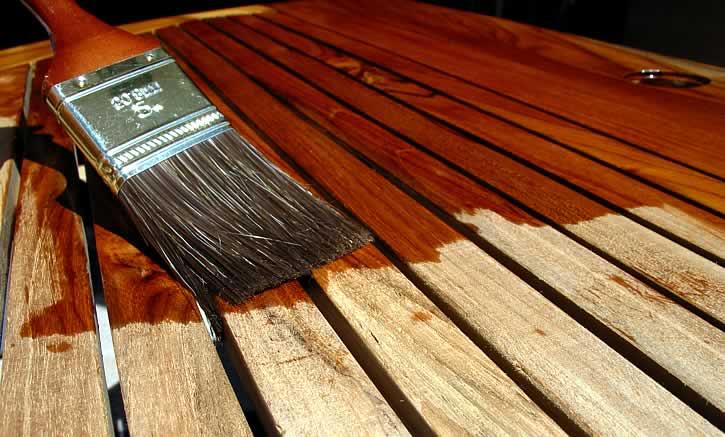 Пропитка деревянных досок
