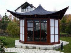 Китайская пагода – энергетическая защита своими руками