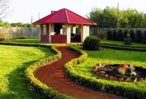 Способы реализации ландшафтного дизайна на дачном участке