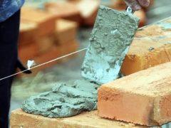 Разновидности и приготовление раствора для кладки кирпича