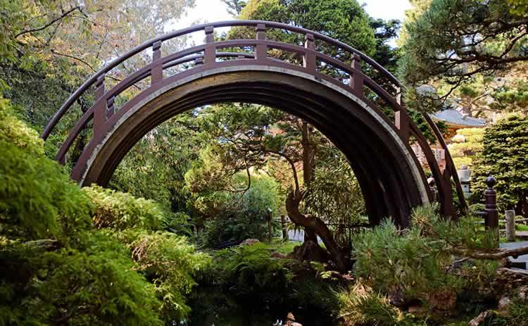 Полукруглый мост