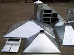 Зонт для мангала: особенности конструирования вытяжки