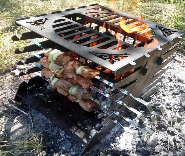 Способ приготовления мяса