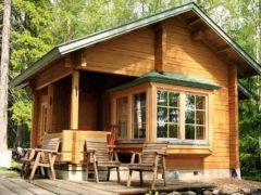 Виды летних домиков – возведение своими руками