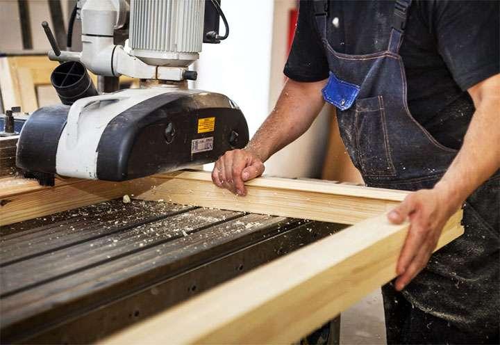 Изготовление деревянной оконной рамы