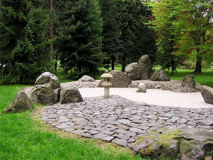Дзен-сад в Карловых Варах