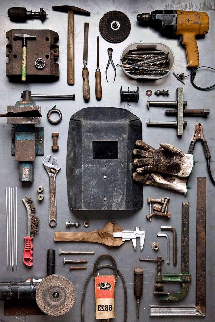 Инструмент для работы с металлом