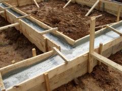 Типы ленточных фундаментов: этапы создания, плюсы и минусы, применение