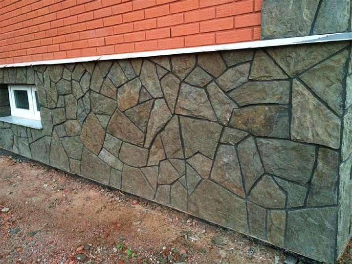 Облицовка натуральным камнем