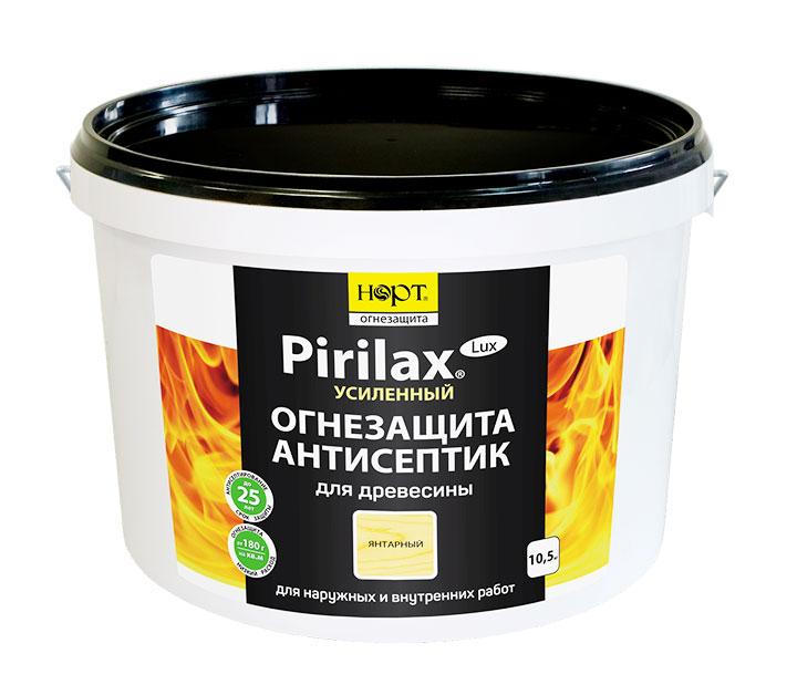 Pirilax – огнезащита для древесины