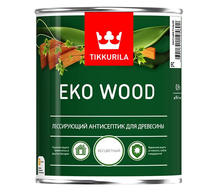 TIKKURILA EKO WOOD