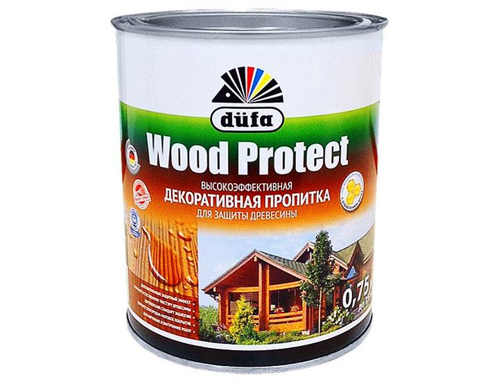 Декоративная пропитка для древесины
