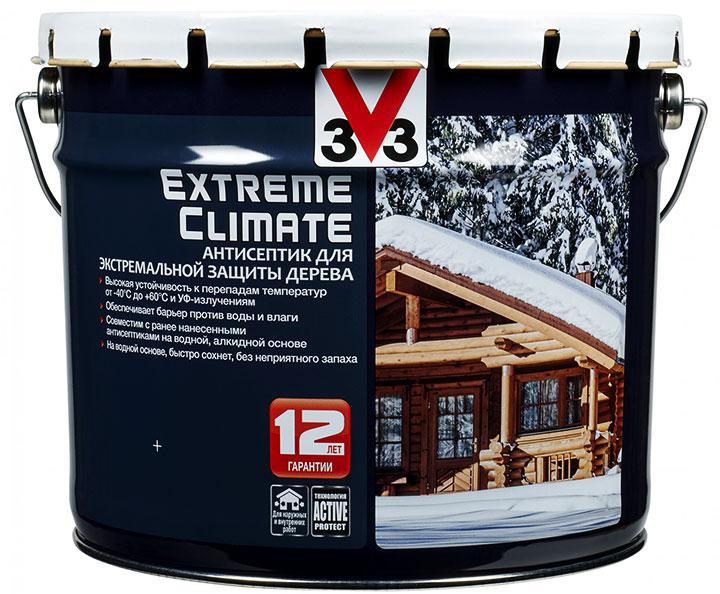 Препарат для защиты древесины «Extreme Climate»