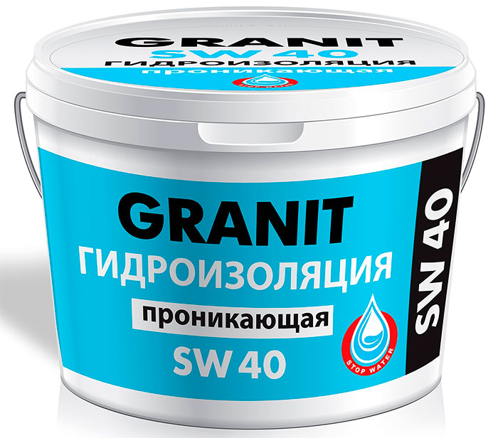 Проникающая гидроизоляция Granit
