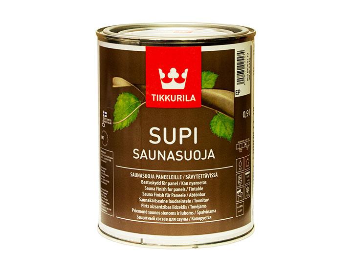 Пропитка для дерева Tikkurila Supi