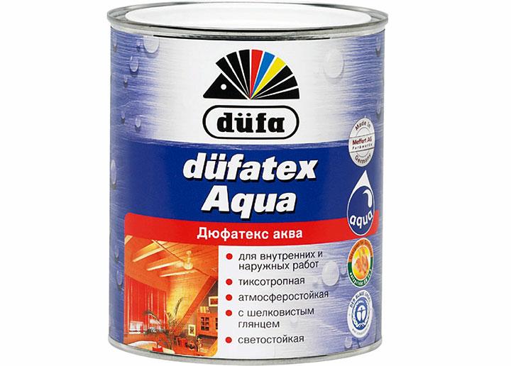 Пропитка dufa Dufatex Aqua
