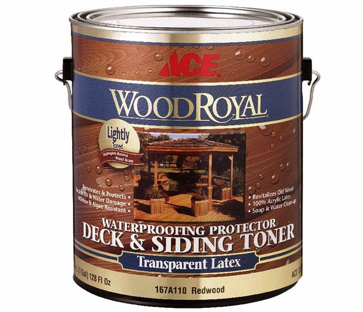 Средство для защиты древесины «WoodRoyal»