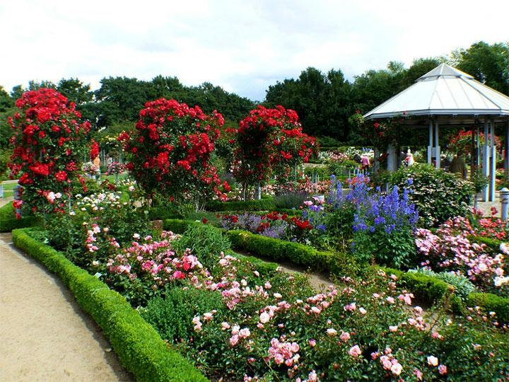 Парк в стиле романтизм